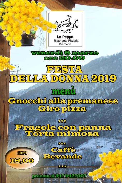 festa-della-donna-2019 la peppa premana